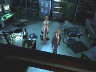 Parasite Eve Scientist