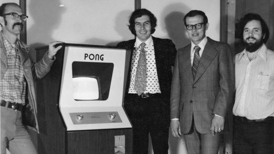 Pong - Atari Team