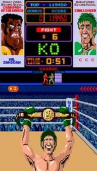 Punch-Out!! Champion