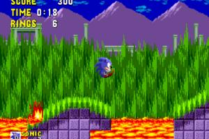 Sonic the Hedgehog - Screenshot 2