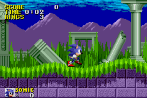 Sonic the Hedgehog - Screenshot 3