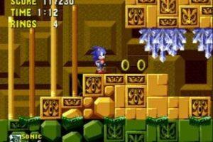 Sonic the Hedgehog - Screenshot