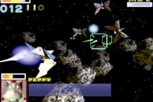 Star Fox 64 Arwing