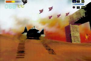 Star Fox 64 Landmaster 2