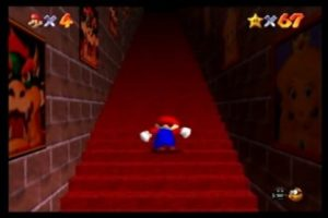 Super Mario 64 Staircase