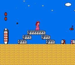 Super Mario Bros 2 Desert