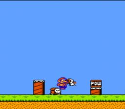 Super Mario Bros 2 First Board