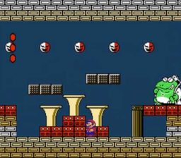Super Mario Bros 2 Wart