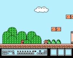 Super Mario Bros 3 Opening Stage