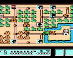 Super Mario Bros 3 Over World