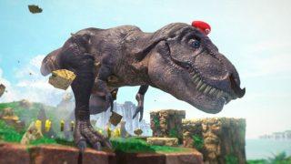 Super Mario Odyssey Dinosaur Mario