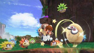 Super Mario Odyssey Hat Attack
