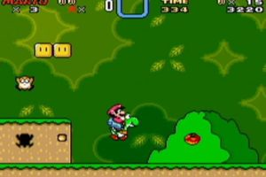 Super Mario World Screenshot 3