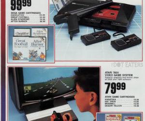 Toys R Us Catalog Atari 7800