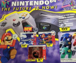 Toys R Us Catalog Nintendo 64 The Future is now