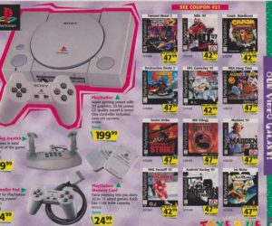 Toys R Us Catalog PlayStation