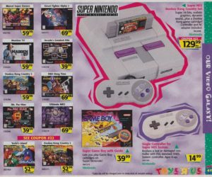Toys R Us Catalog Super Nintendo