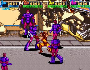 X-Men Wolverine 2