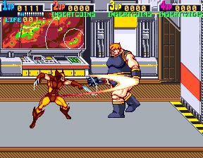 X-Men Wolverine 3