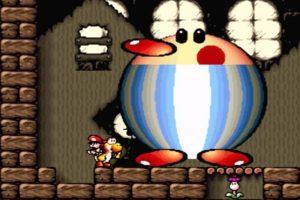 Yoshi's Island Boss Battle