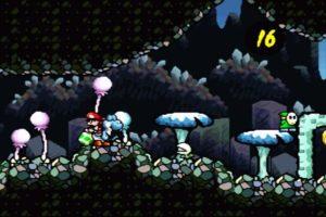 Yoshi's Island Underground
